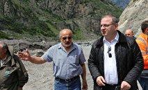 Нодар Джавахишвили и Георгий Сетуридзе
