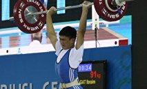 Тяжелоатлеты из Азии лидируют на чемпионате Мира в Тбилиси