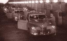 Победа советского автопрома. Автомобиль ГАЗ-М-20 в архивных кадрах