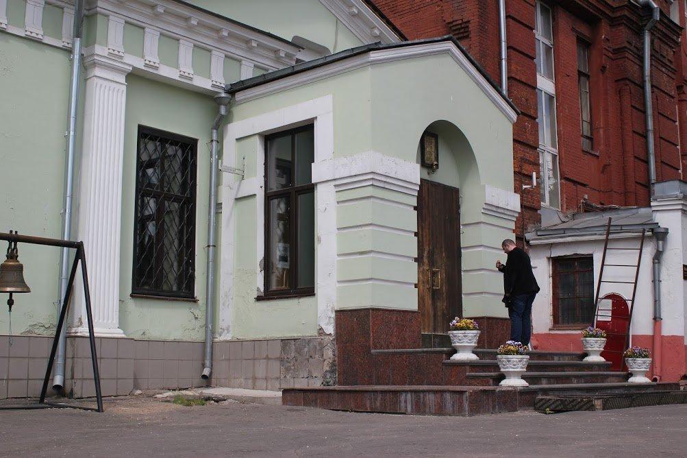 Храм Георгия Победоносца в Москве