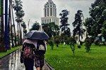 Дождливый Батуми
