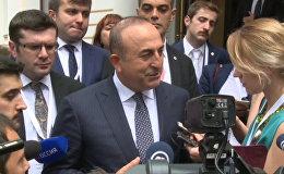Я очень рад – глава МИД Турции о нормализации отношений с Россией