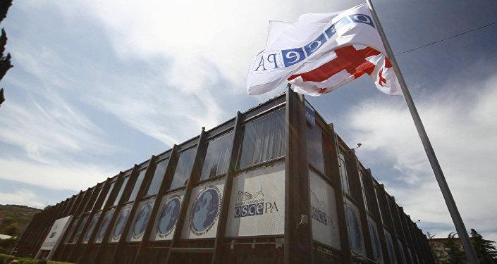 Русская делегация из-за аннексии Крыма покинула совещание Парламентской ассамблеи ОБСЕ