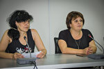Мадлена Хурошвили, Тамара Иовашвили