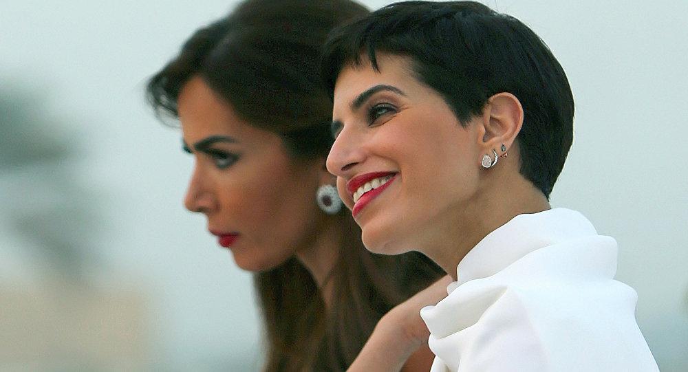 Дина Абдулазиз Аль-сауд принцесса Саудовской Аравии