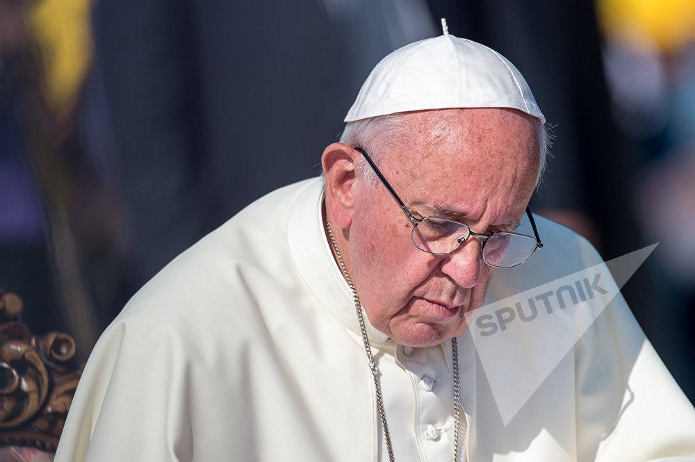 появляется боязнь папа римский франциск последние новости Весы-Тигр весьма