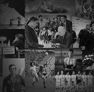 Великолепная восьмерка грузинского спорта