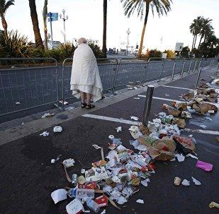 Трагедия в Ницце - на утро после теракта