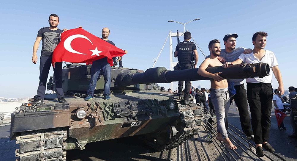 სიტუაცია თურქეთში