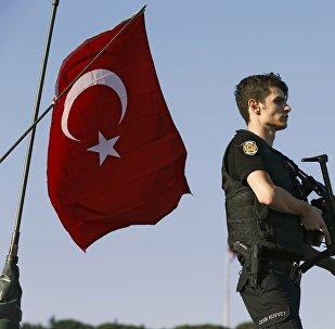 Турецкий полицеский