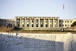 Здание парламента Турции в Анкаре