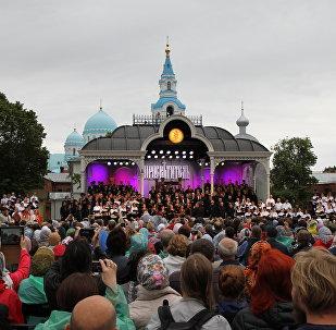 Международный фестиваль православного пения Просветитель
