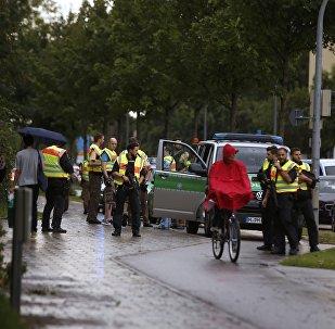 პოლიცია მიუნხენში