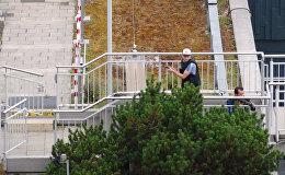 Видео спецоперации у ТЦ в Мюнхене, где велась стрельба по посетителям