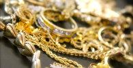 ოქროს ნაკეთობები