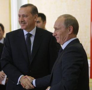 Подписание российско-турецких совместных документов