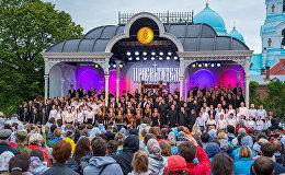 LIVE: Второй Фестиваль православного пения Просветитель. День второй