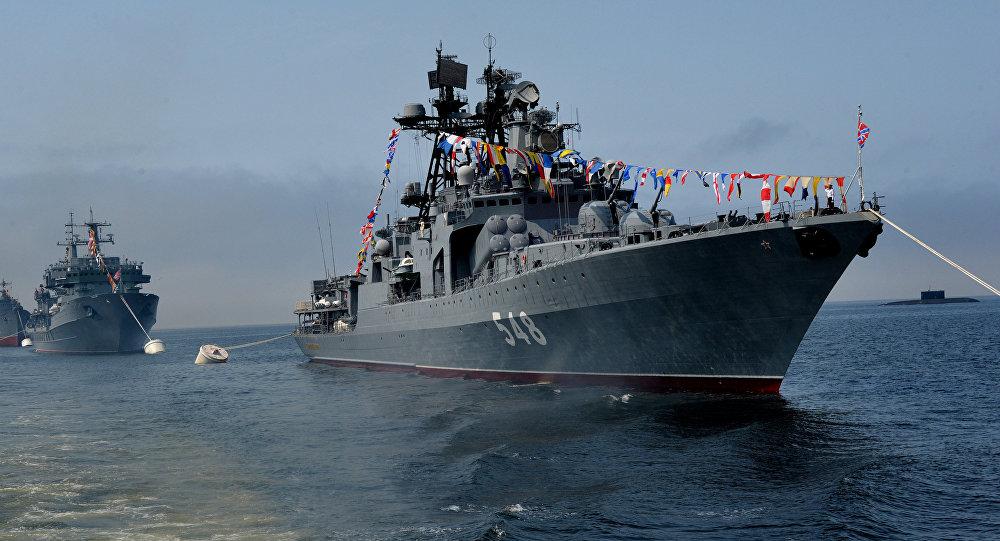 День военно-морского флота в 2018 году дата