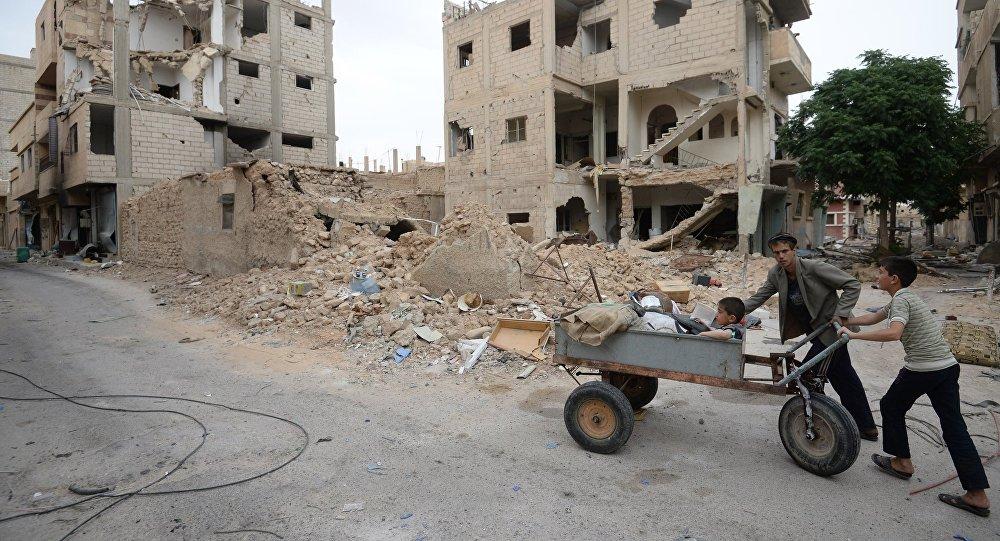 Дамаск вновь полностью контролирует лагерь Хандарат наюго-востоке Алеппо