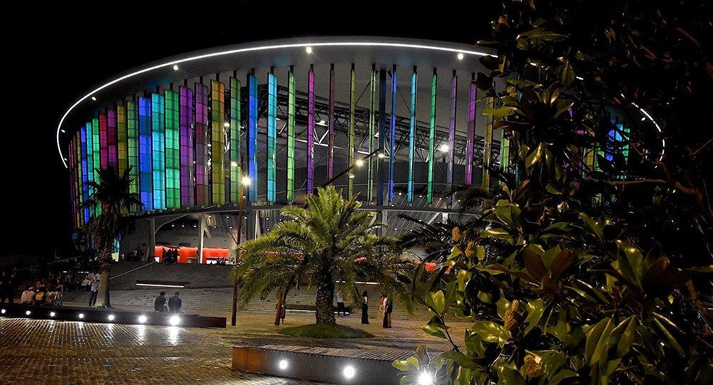 საკონცერტო დარბაზი Black Sea Arena