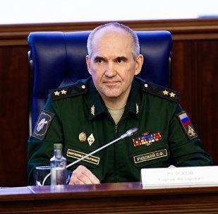 Брифинг Минобороны РФ в Москве