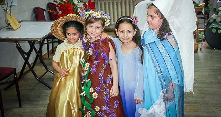 Евреи в Грузии. Праздник