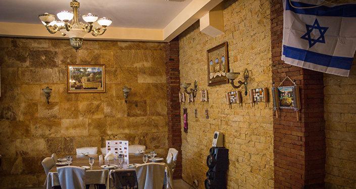 Евреи в Грузии. Еврейский ресторан