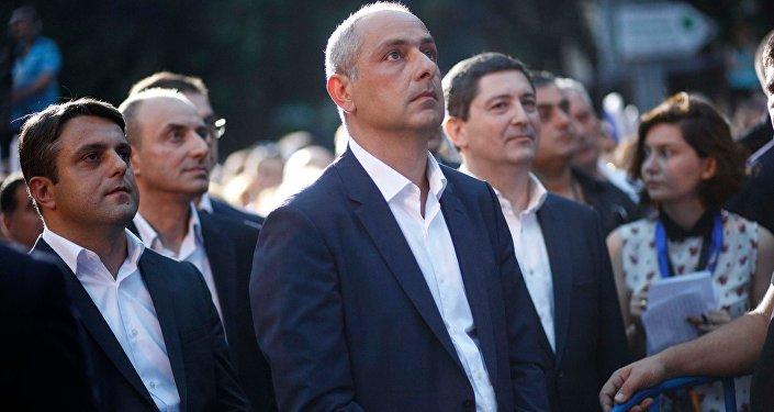 Кандидаты в мажоритарные депутаты от Грузинской мечты