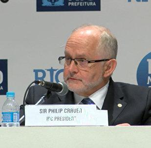 Глава МПК объявил об отстранении России от участия в Паралимпиаде-2016