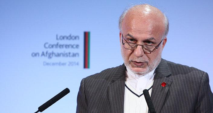 Заместитель главы МИД Ирана Ибрагим Рахимпур