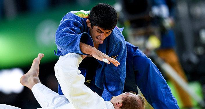 Олимпиада 2016. Дзюдо. Лаша Шавдатуашвили