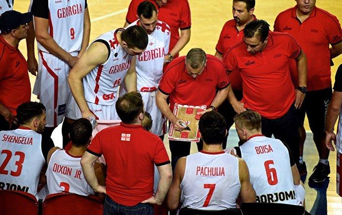Баскетбол грузия