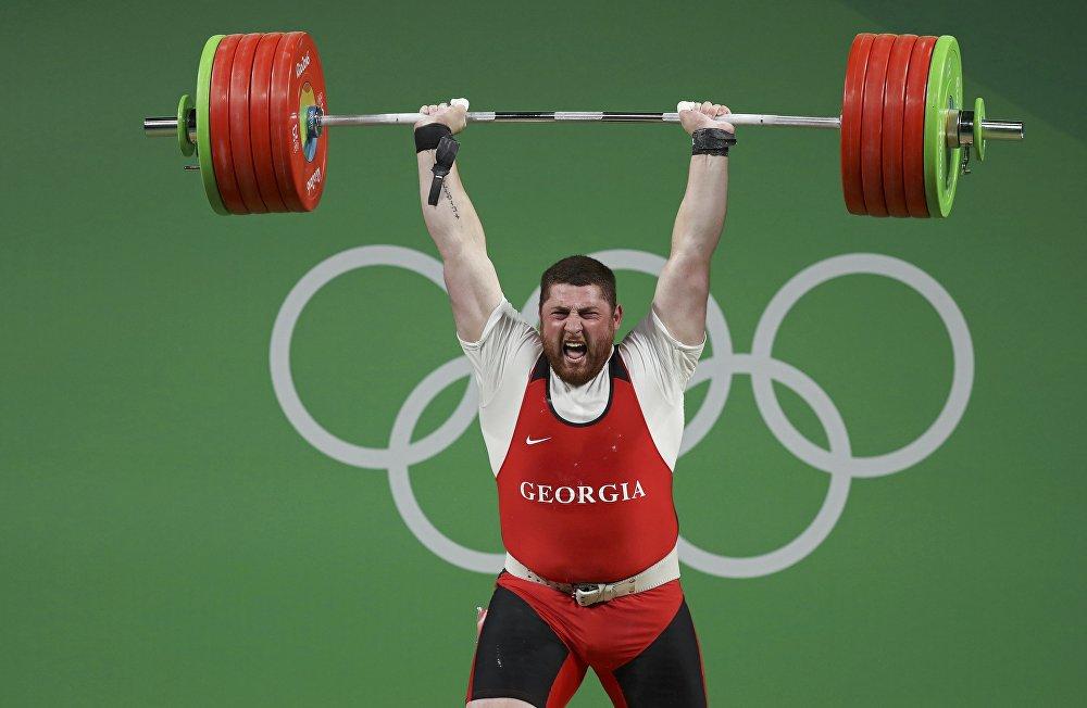 Своей победой Лаша Талахадзе принес Грузии первую золотую олимпийскую медаль на XXXI летних Олимпийских играх в Рио-де-Жанейро.