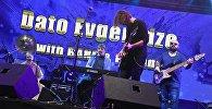 Ника Кочаров на концерте Давида Эвгенидзе