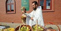 Православные христиане отмечают Яблочный Спас