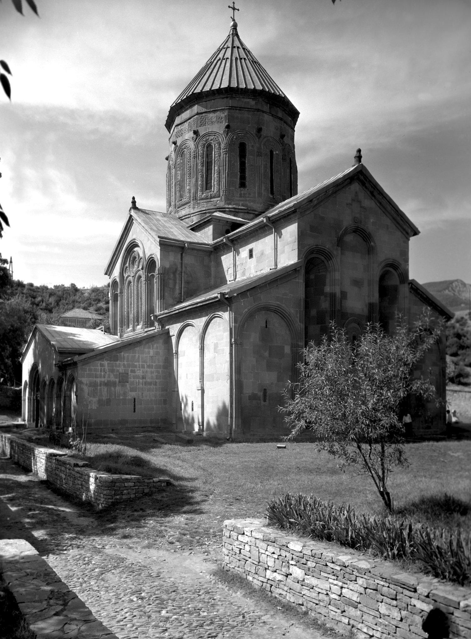 Монастырь Самтавро в Мцхете