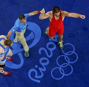 Гено Петриашвили завоевал бронзовую медаль на Играх в Рио