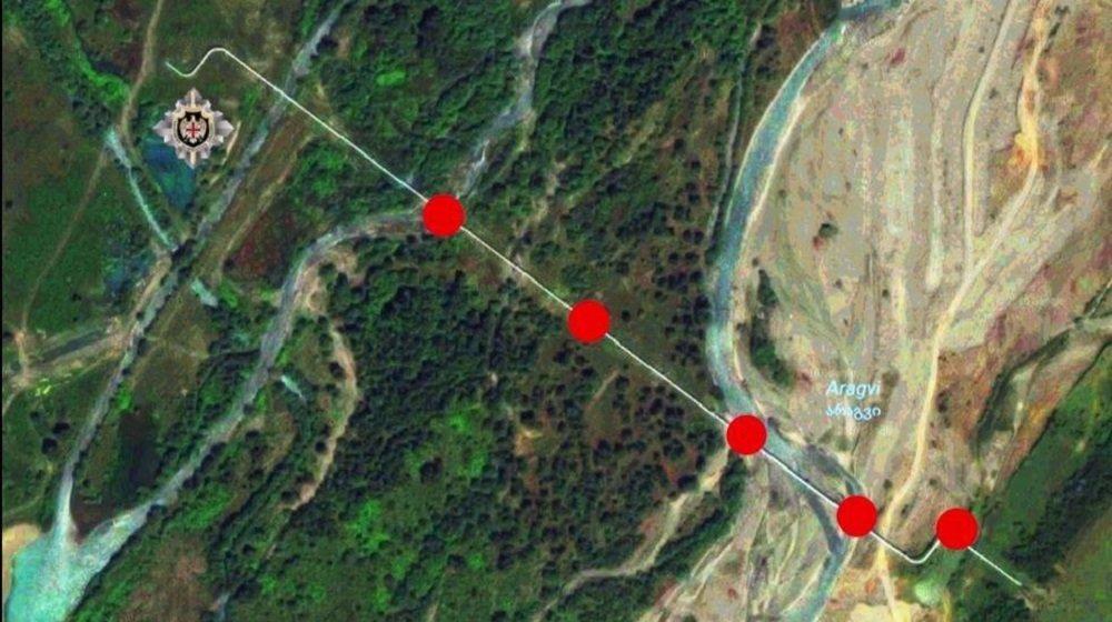 План подрыва газопровода в Грузии