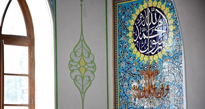 Тбилисская мечеть