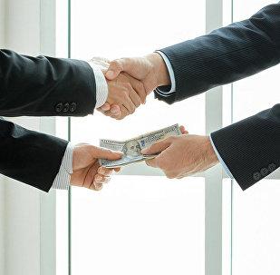 Коррупционная составляющая - дача взятки