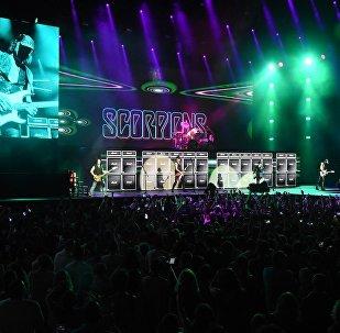 Scorpions-მა საქართველოში საუკეთესო ჰიტები შეასრულა