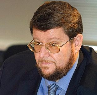 Президент Института по изучению Израиля и Ближнего Востока Е.Сатановский