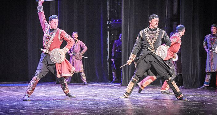 """Легендарный балет """"Сухишвили"""" - оглушительный успех в Батуми"""