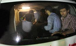Видео с места нападения на Американский университет в Кабуле
