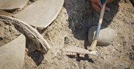 Раскопки в Игоети