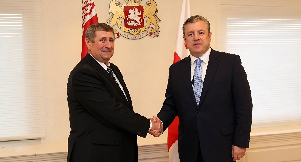 ВТбилиси пройдет совещание грузино-белорусской межправительственной комиссии финансового сотрудничества