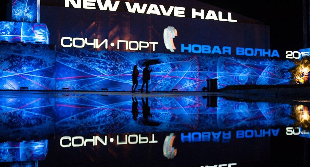 Конкурс «Новая волна-2016» откроется вСочи 3сентября