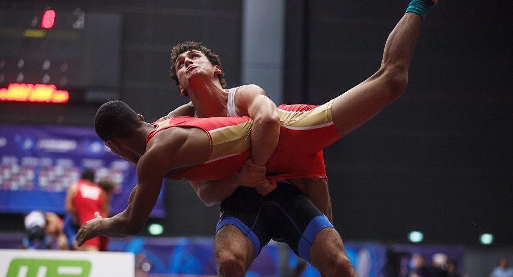Вольник изКР Парпиев стал вице-чемпионом мира среди юниоров