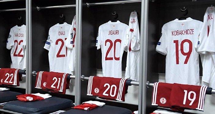 Сборная Грузии по футболу проиграла Австрии в Тбилиси