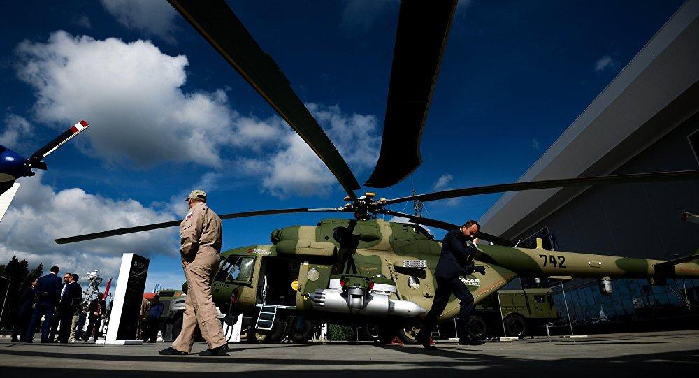 ВПодмосковье стартует военно-технический форум «Армия-2016»